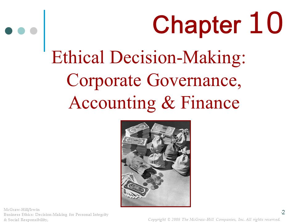 business policy ethical decision making 2 business roundtable institute for corporate ethics foreword the business roundtable institute for corporate ethics is an independent entity established in.