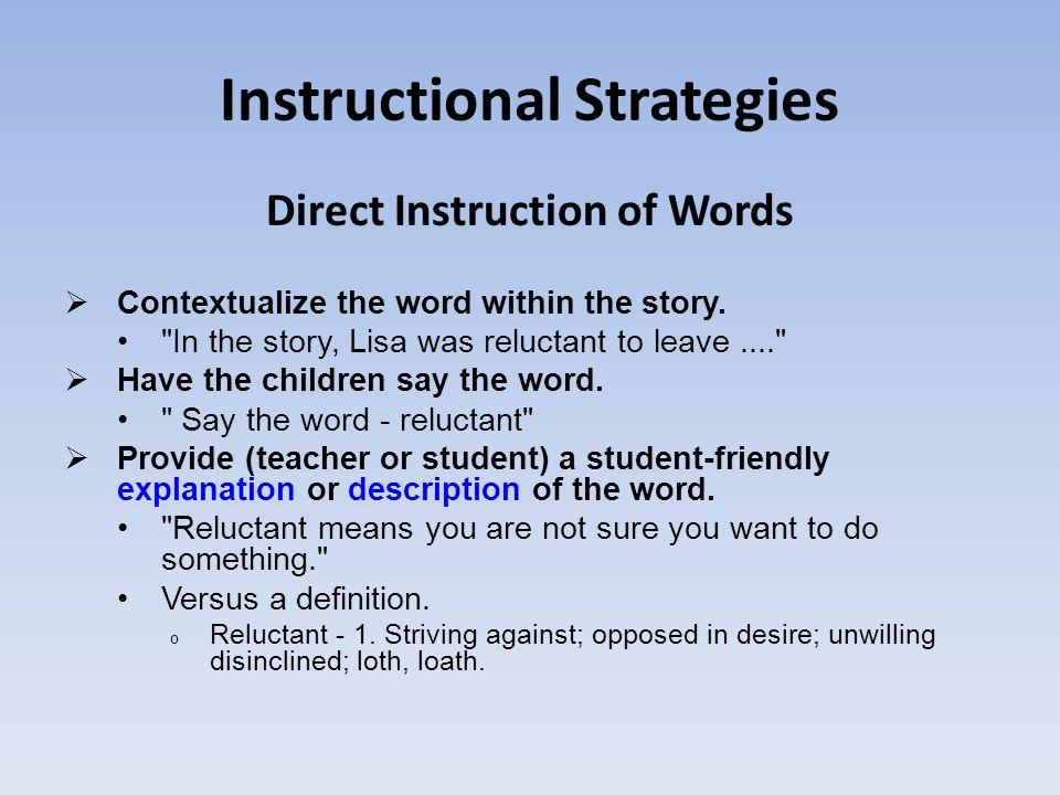 Vocabulary Development For Grades K 3 Ppt Download