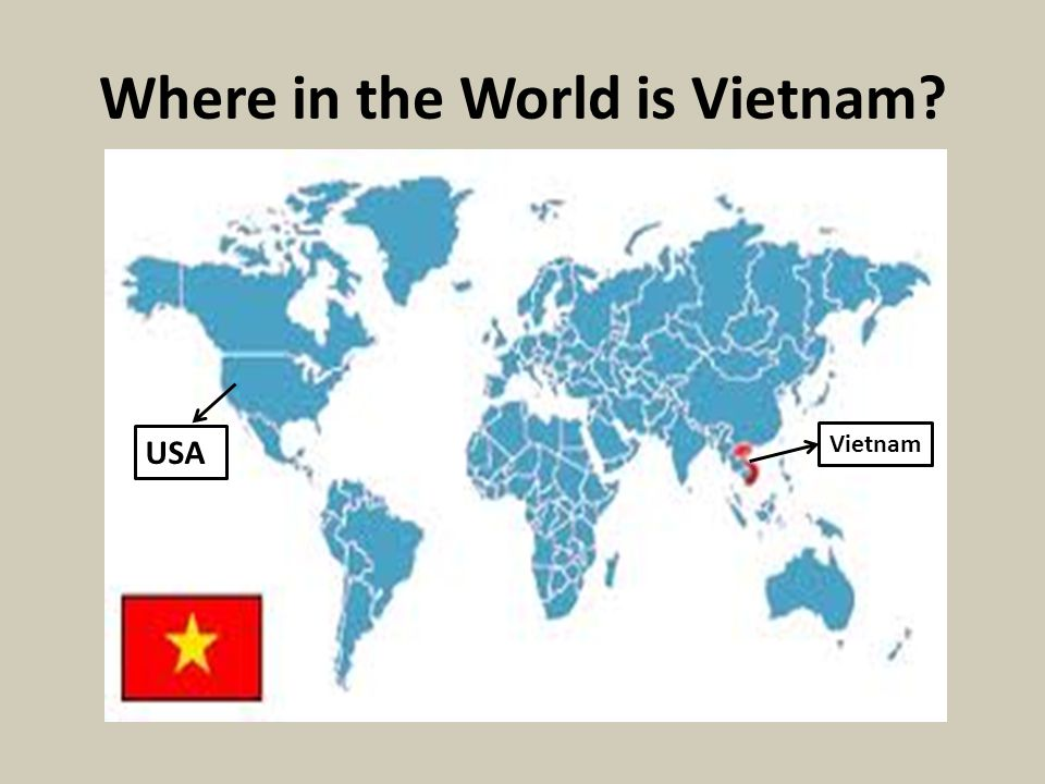 Where In The World Is Vietnam