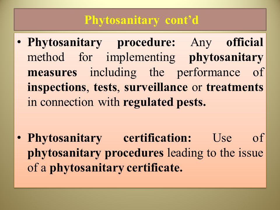 Phytosanitary Status Of Bangladesh Ppt Video Online Download