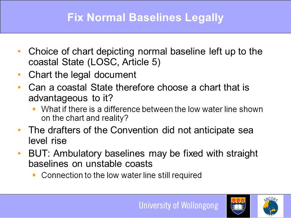 Sea Level Rise And Shifting Maritime Jurisdictional Limits Ppt