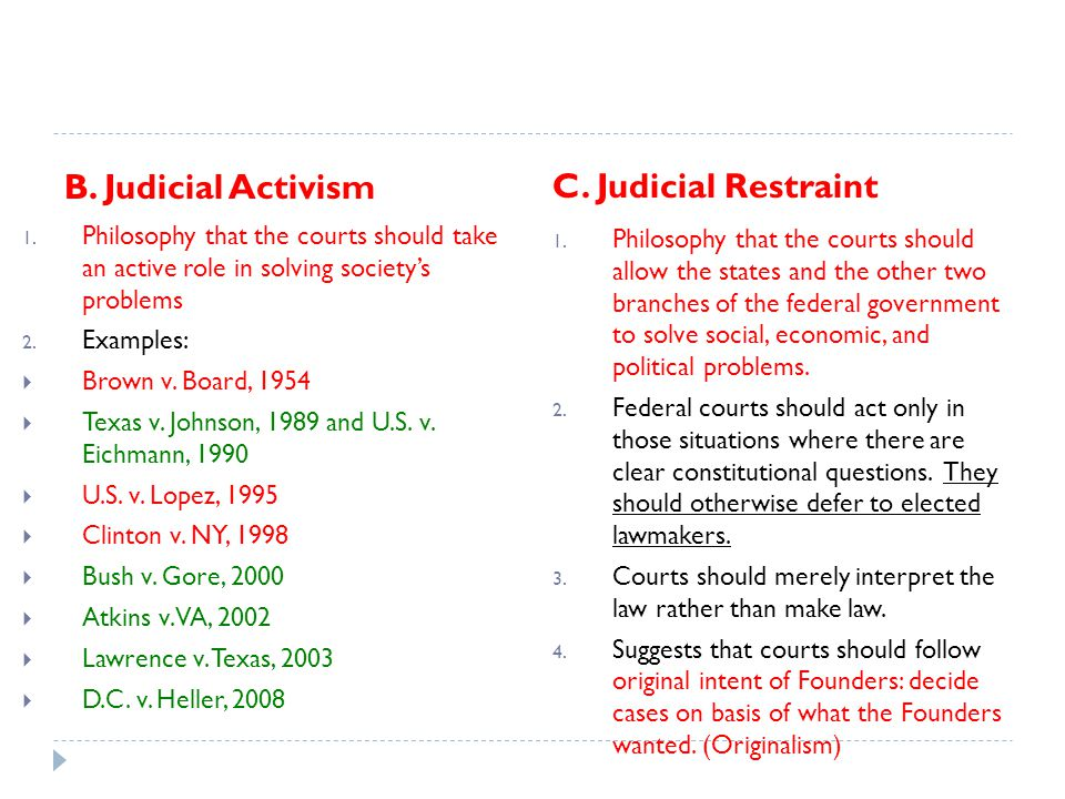 Unit Iv Institutions Ch 16 The Judiciary Ppt Download