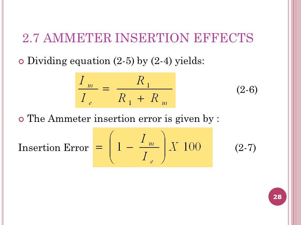 limiting error