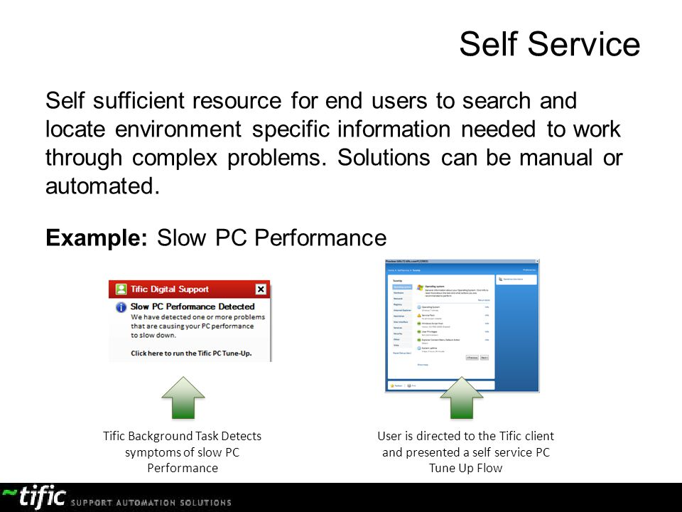 Enterprise Support Automation for Remedy ITSM - ppt video online