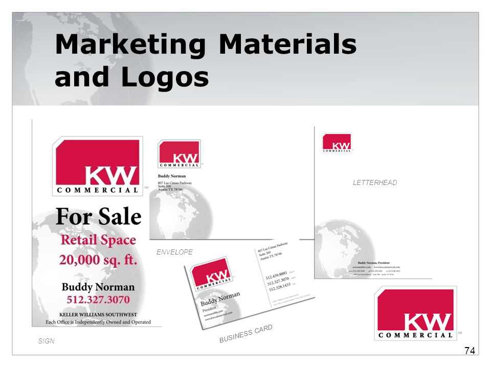 74 Keller Williams Commercial