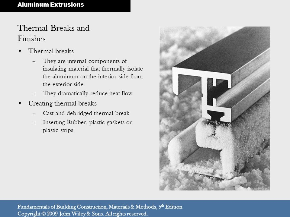 Aluminum Extrusions 21 Cladding With Metal and Glass - ppt