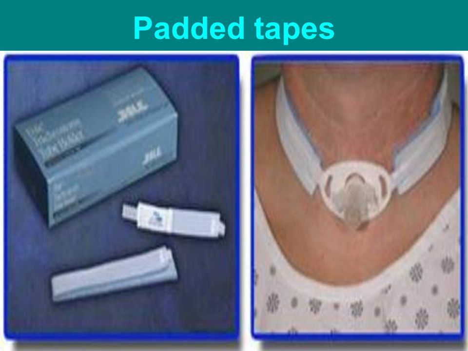 Padded tapes