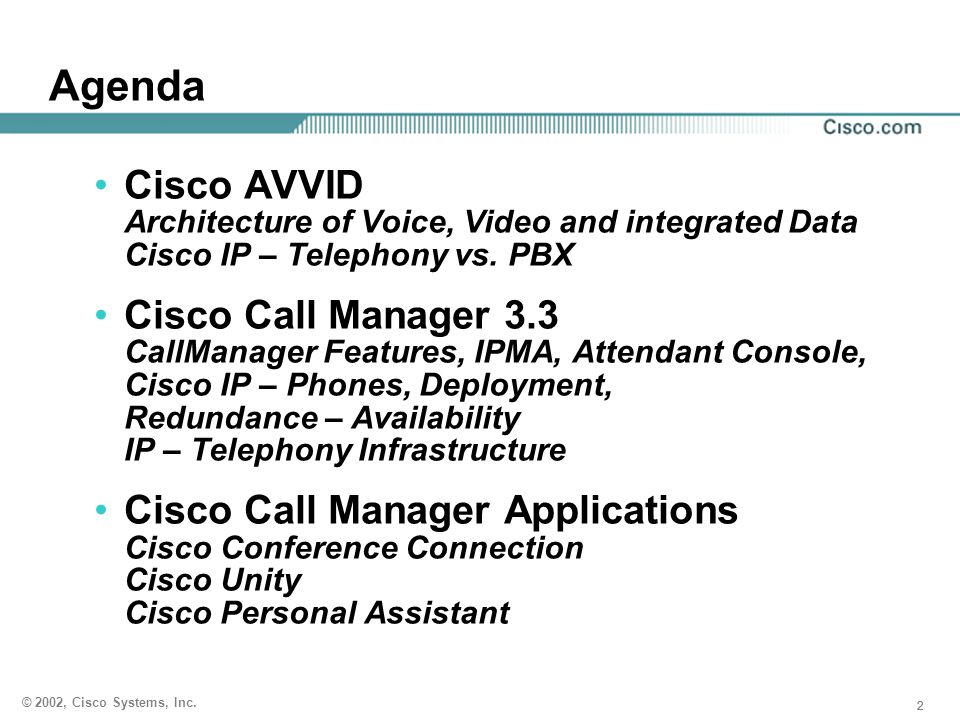 Cisco Systems IP - Telephony - ppt video online download