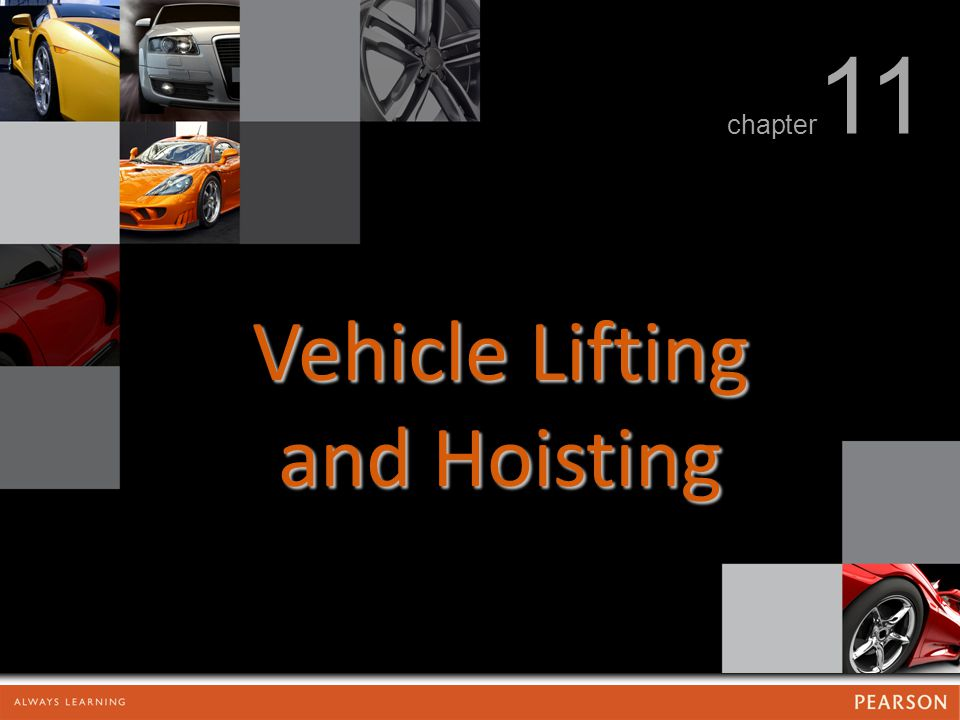 Vehicle Lifting and Hoisting