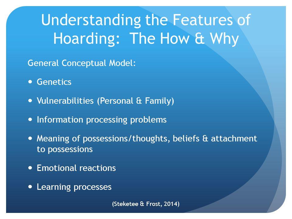 When Stuff Mounts: Hoarding, Clutter, and Mental Illness ...