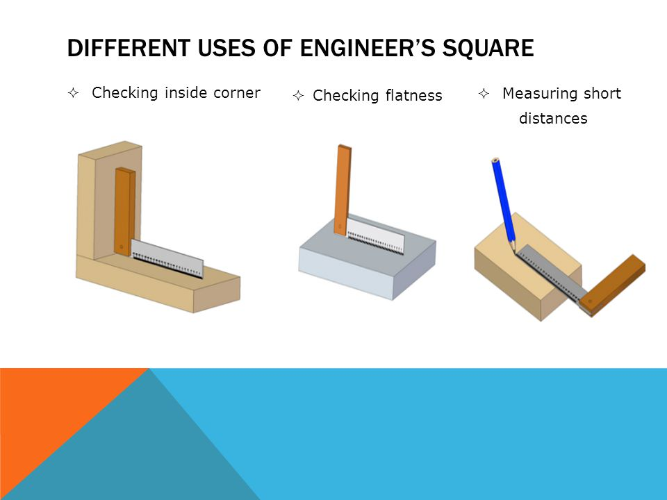 Different Uses Of Engineer's Square