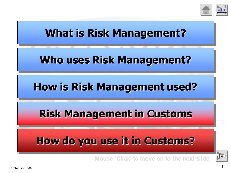 What is Risk Management