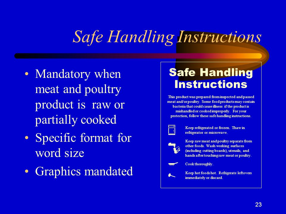 Usda Food Safety And Inspection Service Ppt Video Online Download