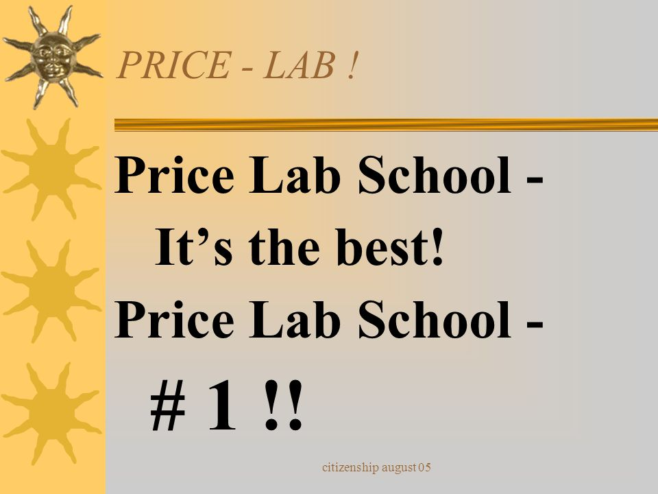Citizenship Assembly Price Lab School August 26, ppt video
