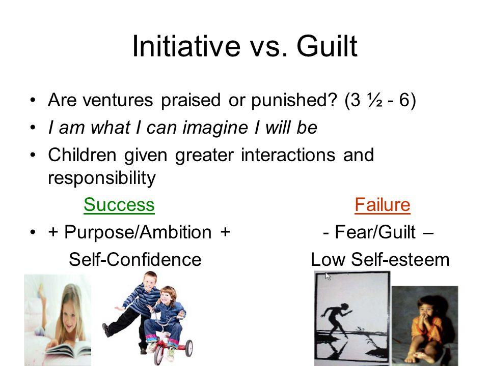 Initiative Vs Guilt Definition