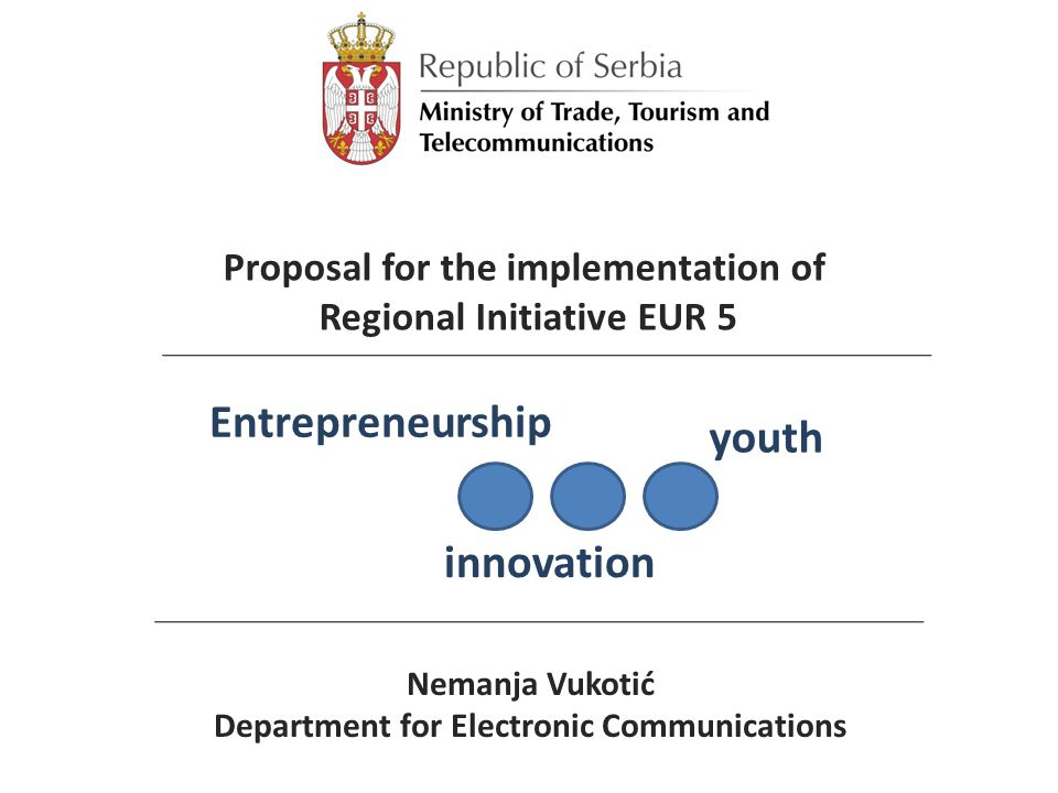 Entrepreneurship youth