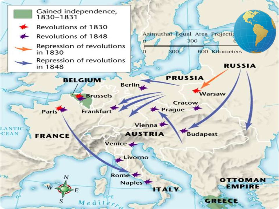 Revolutions Of 1830 And 1848 Aim Goals Why Did Revolutions Occur In