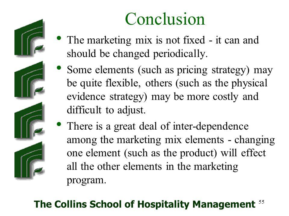 Marketing mix essay