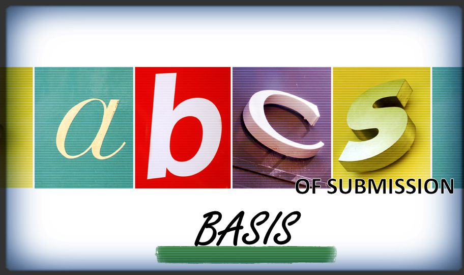 OF SUBMISSION BASIS