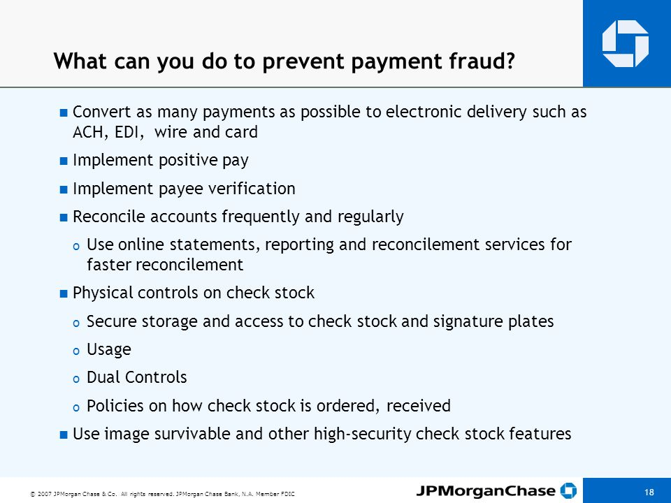 Outline Prevention Strategies Check Fraud Methods Statistics