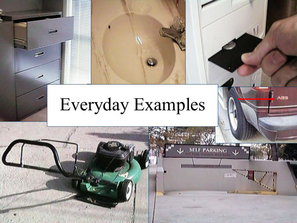 Everyday Examples John Grout
