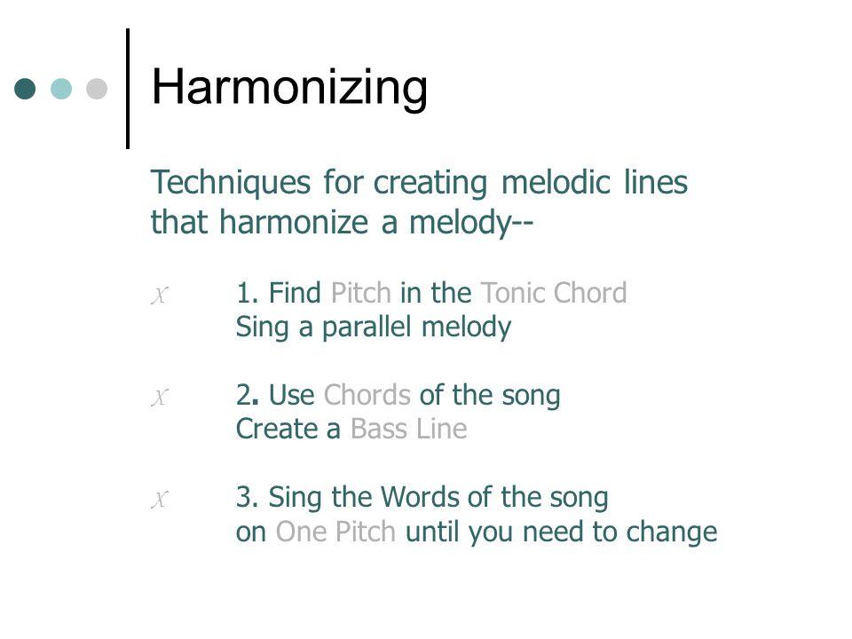 Chapter Ten Harmonizing Ppt Video Online Download