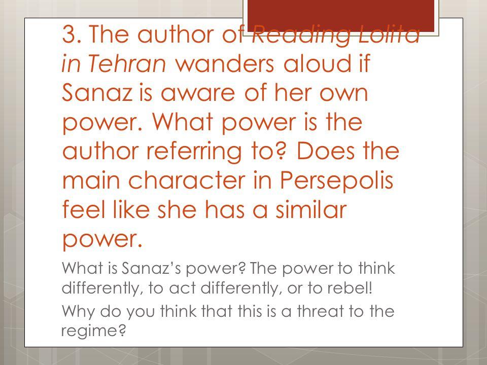 reading lolitha in tehran