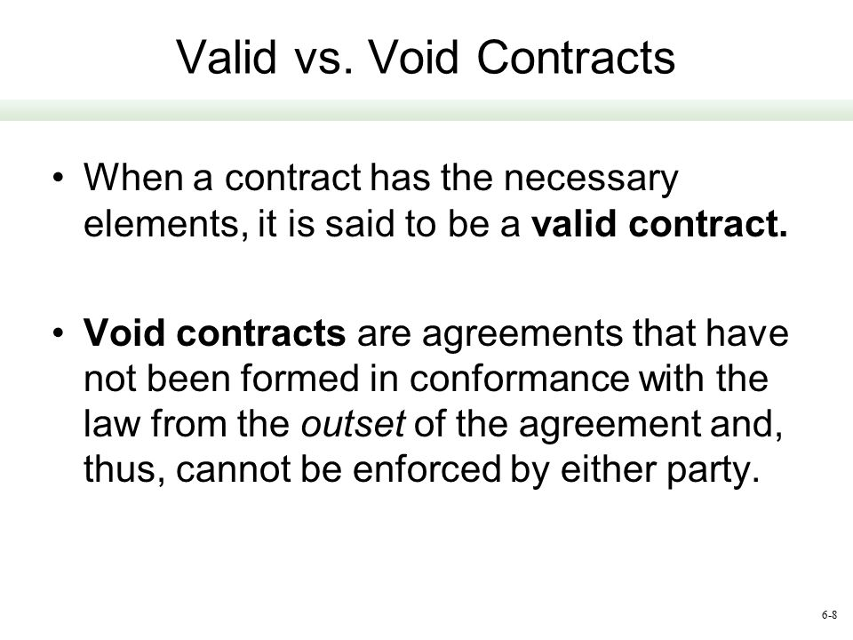 Chapter 6 Overview And Language Of Contracts Ppt Video Online Download