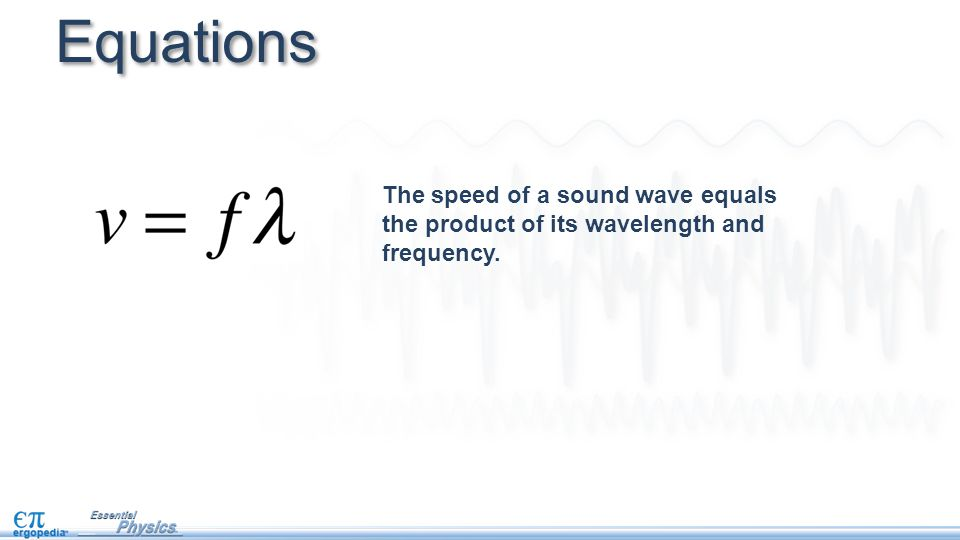 Sound waves  - ppt video online download