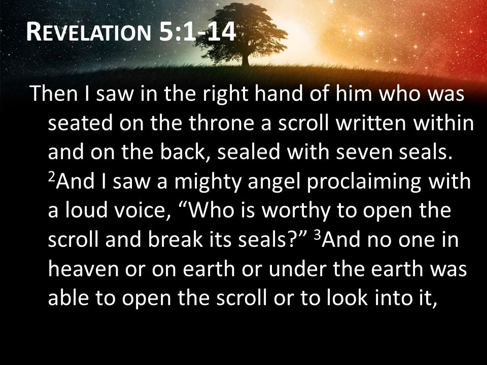 3 revelation