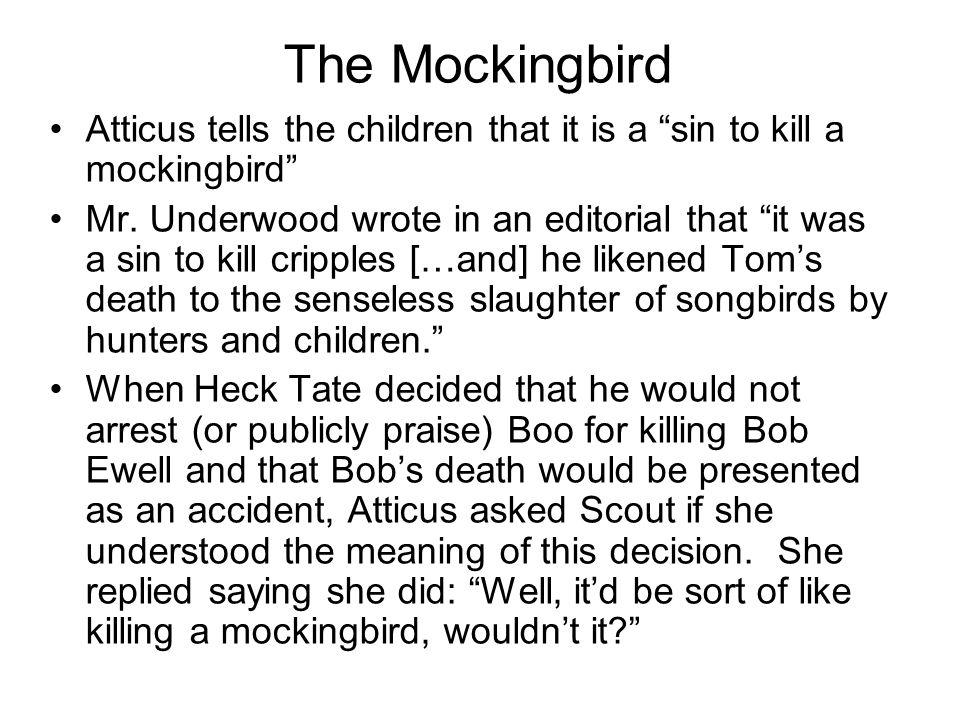 Symbolism To Kill A Mockingbird Ppt Download