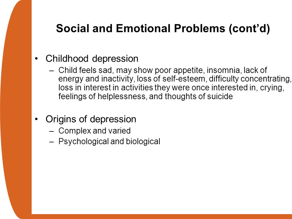 Social And Emotional Problems Related >> Middle Childhood Social And Emotional Development Ppt Video
