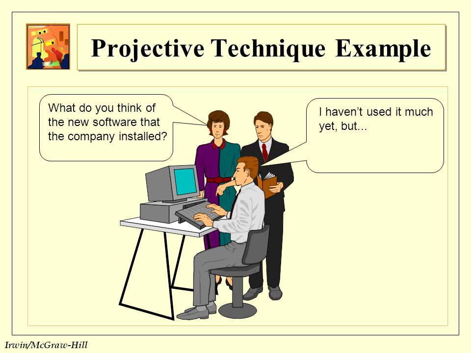 projective tests examples