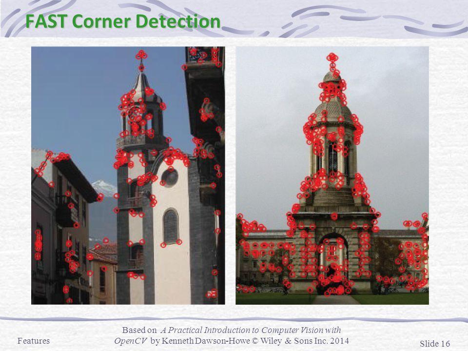 Features Induction Moravec Corner Detection - ppt download
