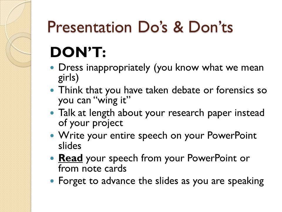 paper presentation ppt