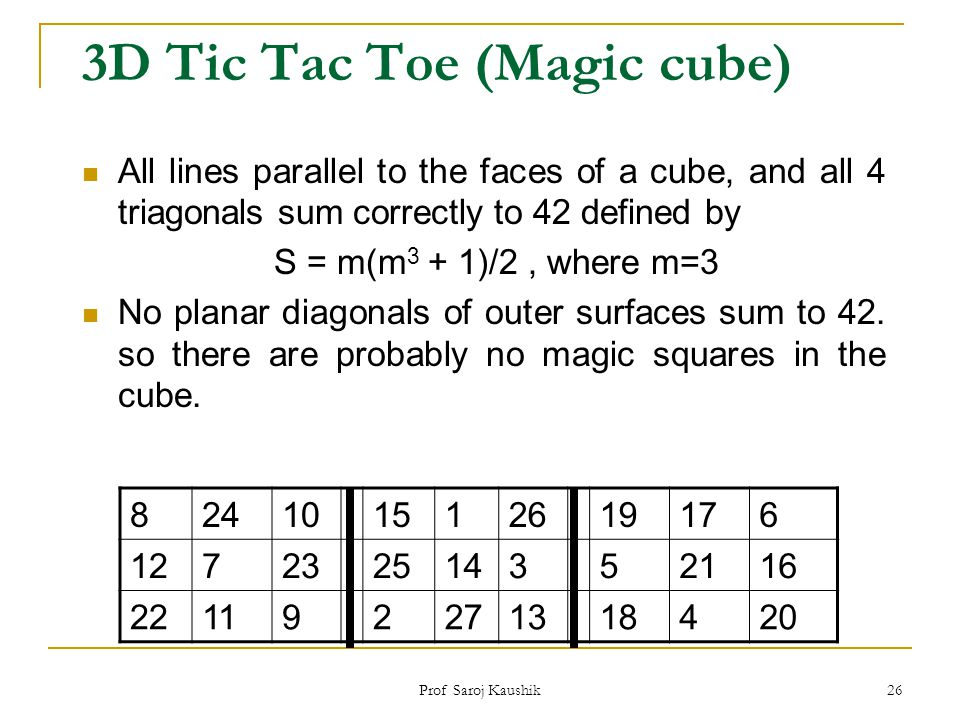 Tic Tac Toe Game playing strategies - ppt video online download