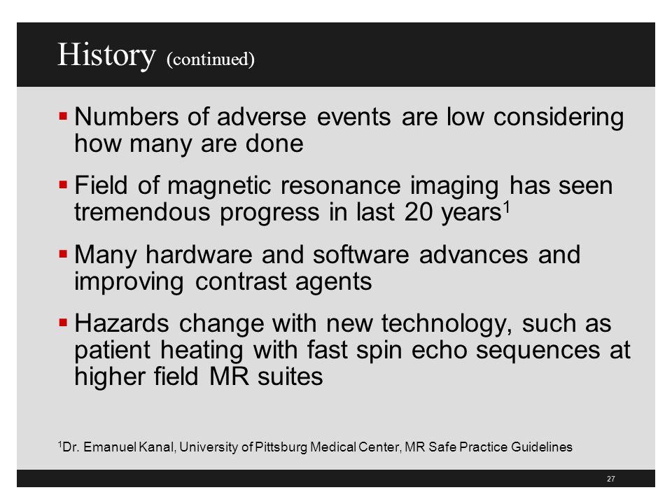 MRI Safety. - ppt download