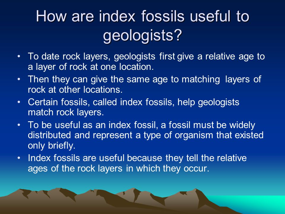 index fossils are used in the type of dating called christian singles dating sites in nigeria