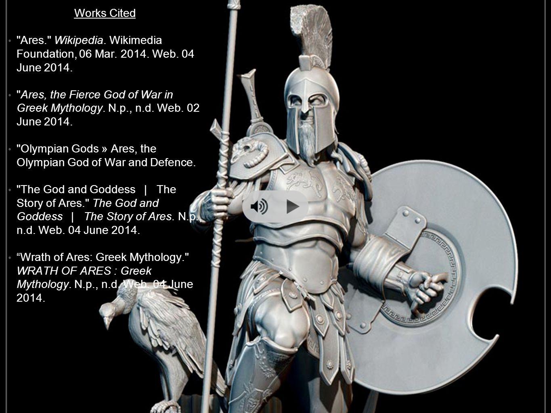 Ares Greek God Of War William Kirk Ppt Video Online Download