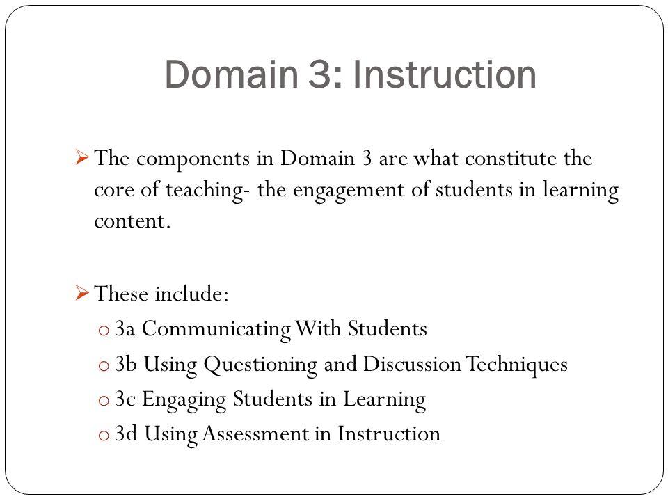 Pd Plan On The Danielson Framework Adsup 731 Kelli Mcdaniel May Ppt. Worksheet. Diving Into Domain And Range Worksheet At Clickcart.co