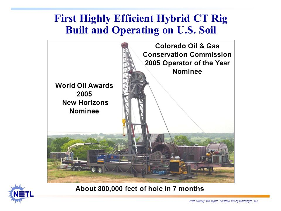 First Highly Efficient Hybrid CT Rig Built and Operating on U.S. Soil