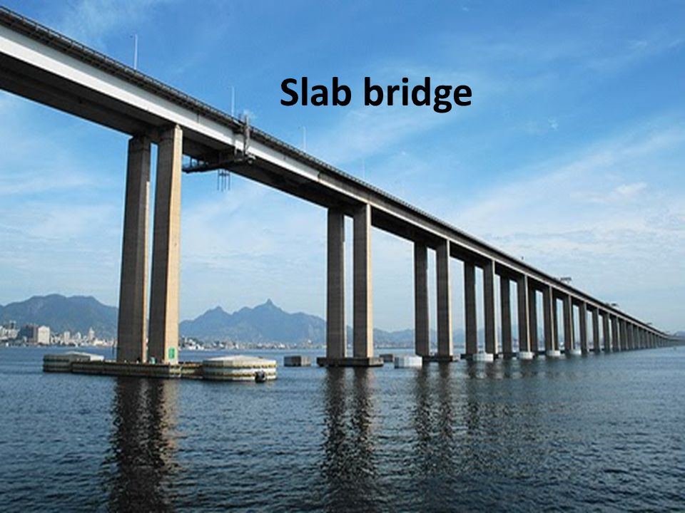Slab bridge