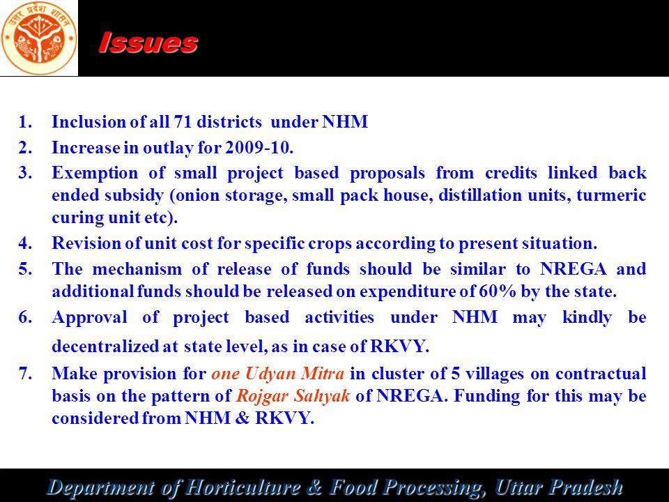 HORTICULTURE & FOOD PROCESSING - ppt video online download