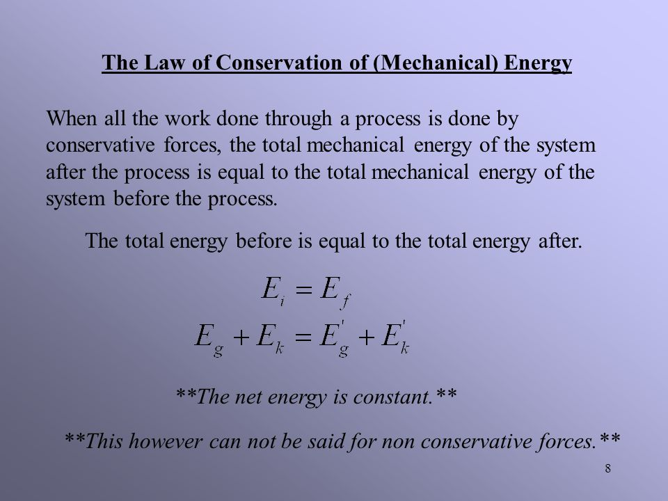 law of conservation of energy pdf
