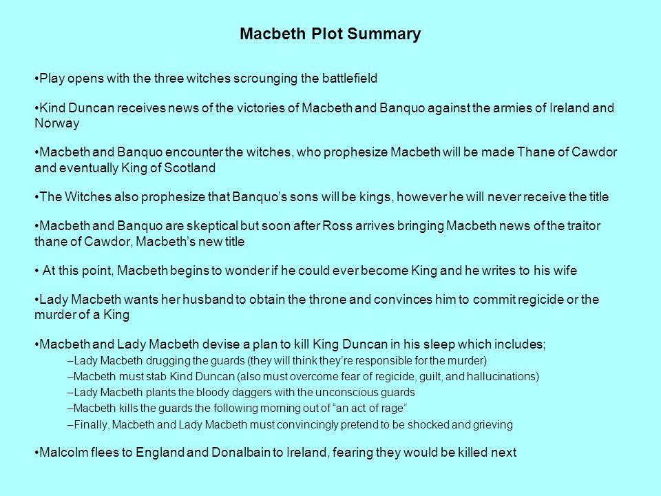 Macbeth William Shakespeare Ppt Download