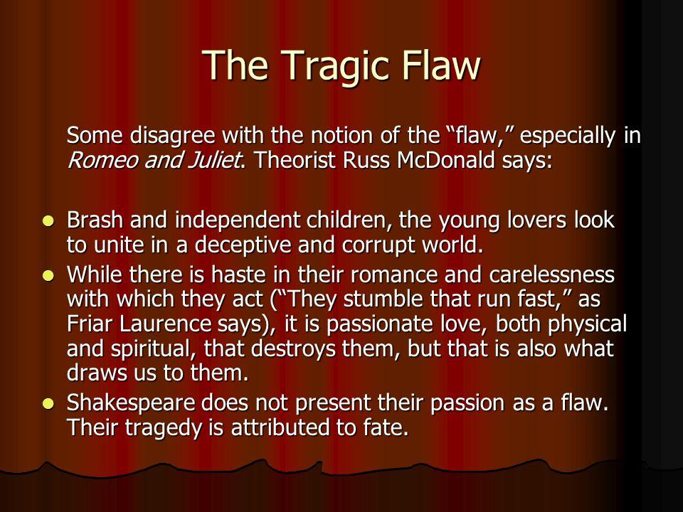shakespeares definition of a tragic hero