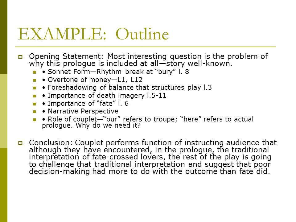 Oral presentation outline format — photo 9
