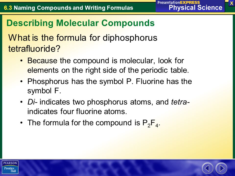 Describing Ionic Compounds Ppt Video Online Download