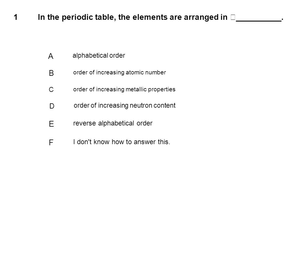 Ionic compounds and ionic bonding ppt video online download in the periodic table the elements are arranged in urtaz Choice Image