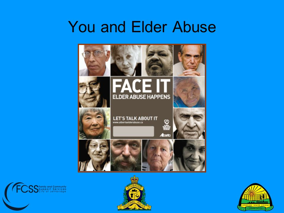 You and Elder Abuse For next page. ……Risk as a perpetrator increases with the abuser is: Male. Under age 60.